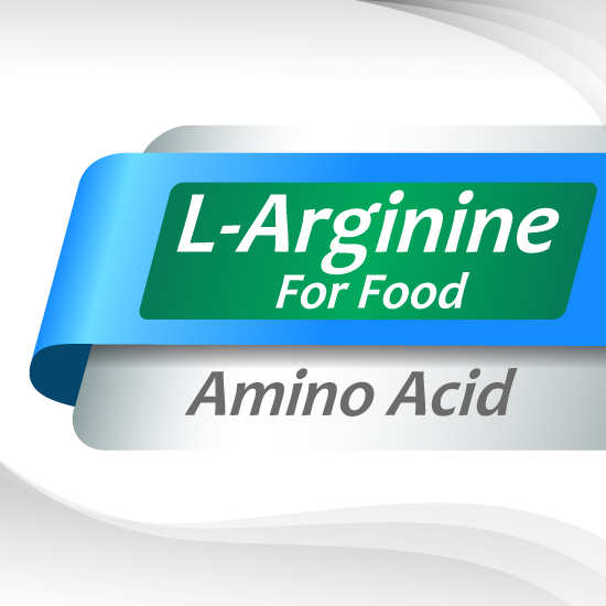 L-Arginine For Food : Powder