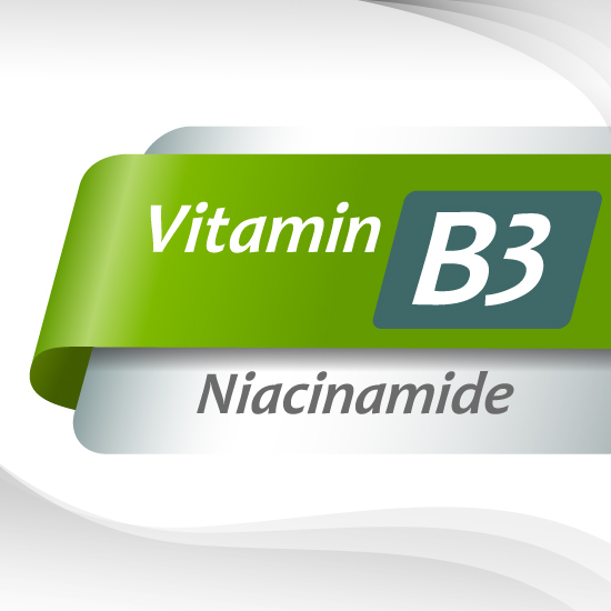 Vitamin B3 ( Niacinamide ) : Powder