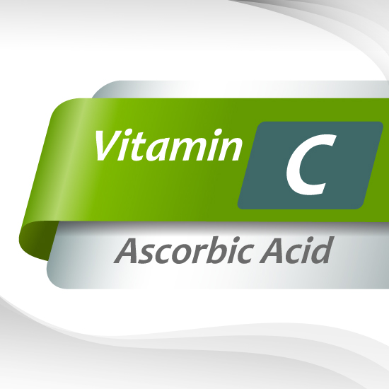 Vitamin C ( L – Ascorbic Acid ) : Powder