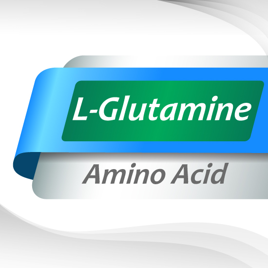 L-Glutamine : Powder